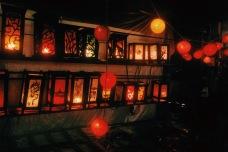 Candle lamps at Hua Hin Night Market