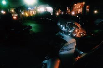 Motorbikes in Hua Hin