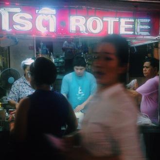 Rotee stand - Hua Hin Night Market